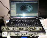 Saturn Laser System for Assisted Hatching