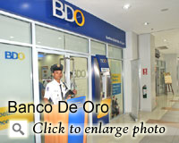 In-Hospital Banking Facilities - BDO