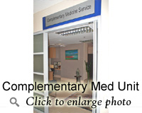 Complementary Medicine Unit for Acupuncture