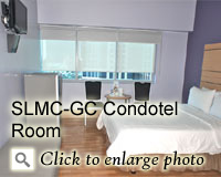 St. Luke's Condotel for Accommodation