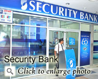 In-Hospital Banking Facilities - Security Bank