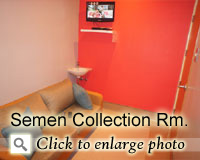 Semen Collection Room